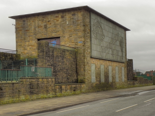 Pumping Station, Heaton Park Reservoir