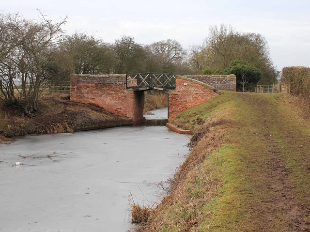 Bridge 55, Stratford-upon-Avon Canal