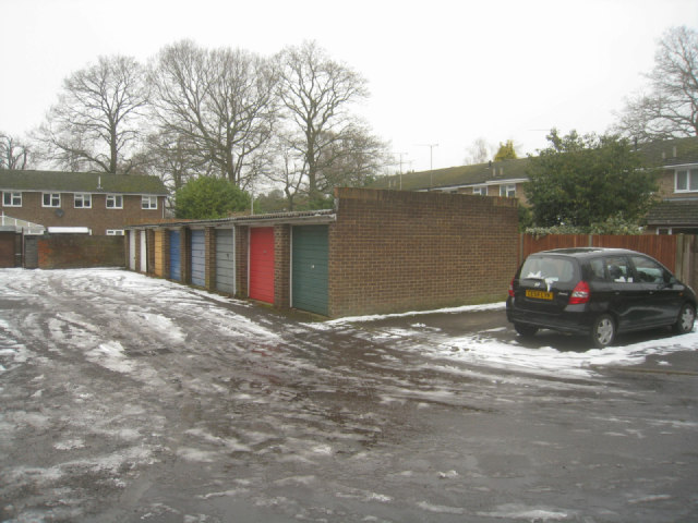 Residents parking - The Croft