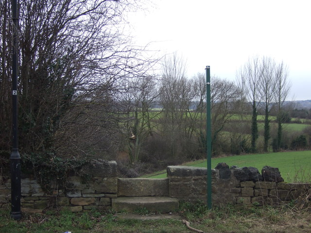 Footpath off Barrow Field Lane