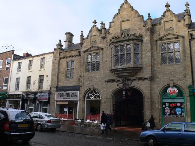 The Butchers Market, Wrexham