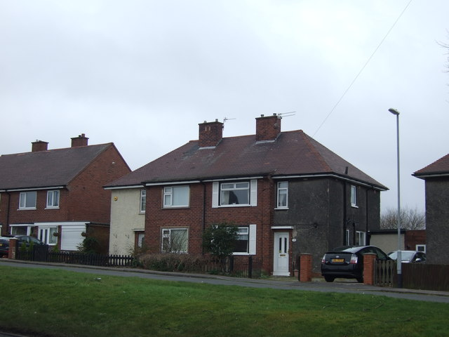 Houses on Upper Wortley Road