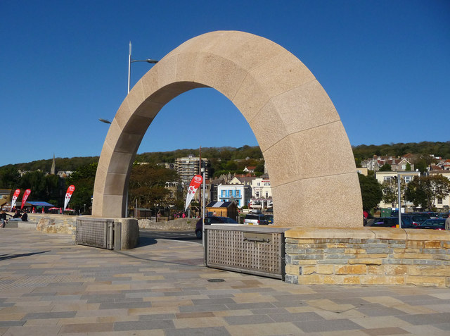 Weston-Super-Mare - The Weston Arch