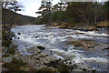 NO0789 : Rapids on the Dee near Inverey by Jim Barton