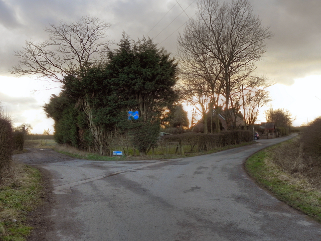 Hand Lane-Carr Lane Junction