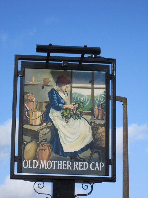 The Old Mother Redcap