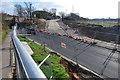 SU5705 : Fareham to Gosport BRT - Redlands Lane (2) by Barry Shimmon