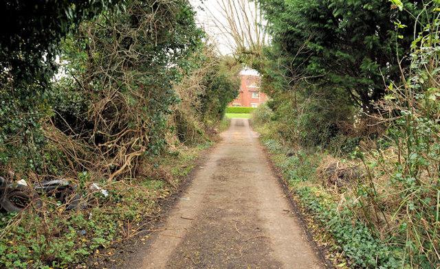 Lane, Jordanstown, Newtownabbey (2)