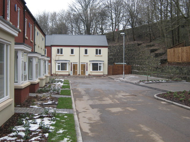 New homes on former Rover site