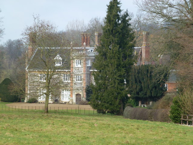 Thorpland Hall near Fakenham