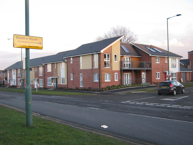 New Housing, Castle Bromwich