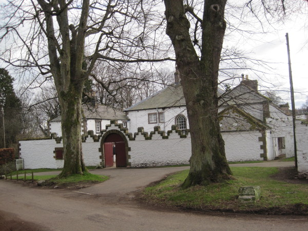 Middleton Hall, near Wooler