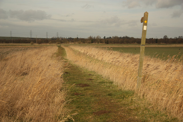Footpath to Owston Ferry