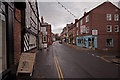 SJ7578 : King Street near Minshull Street by Roger A Smith