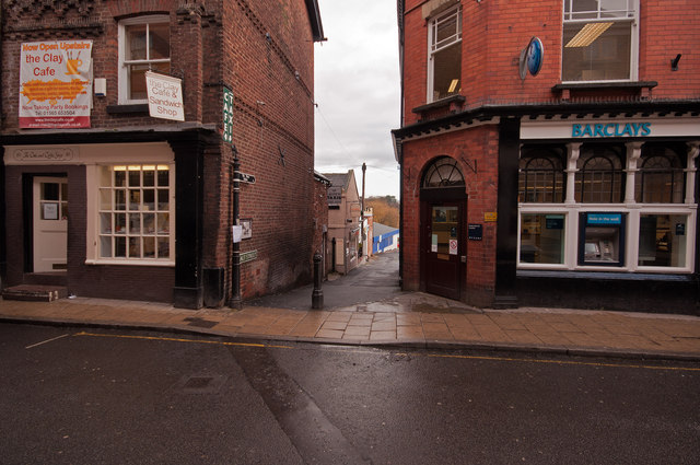 Malt Street on King Street, Knutsford