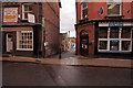 SJ7578 : Malt Street on King Street, Knutsford by Roger A Smith