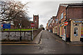 SJ7578 : Church Hill, Knutsford by Roger A Smith
