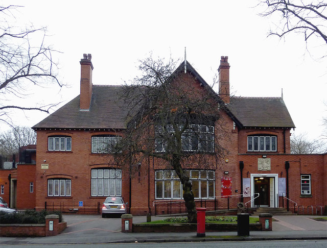 Bilston Library and Craft Gallery, Wolverhampton
