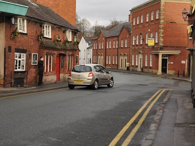 Tatton Street near Minshull Street