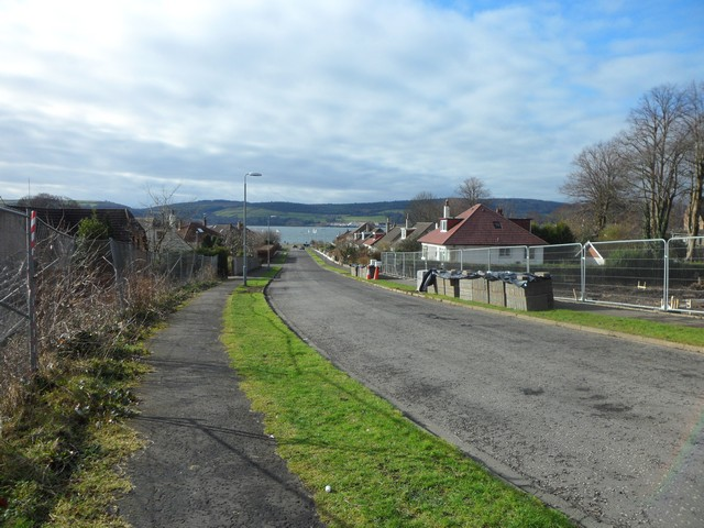 Cumberland Avenue, Helensburgh