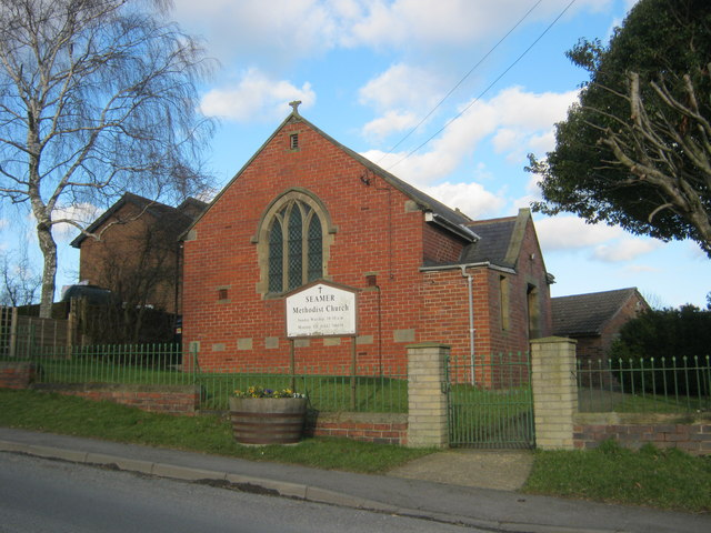 Seamer Methodist Church