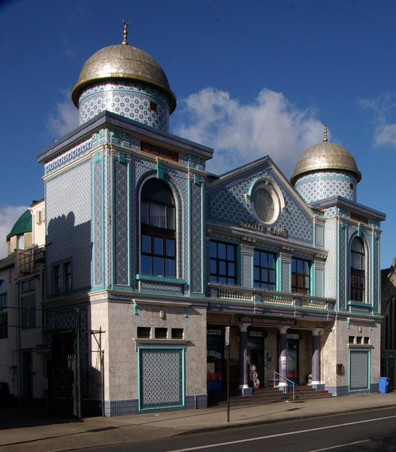 Aziziye Mosque, Stoke Newington Road