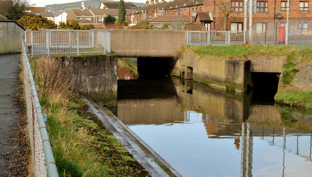 The canal, Newtownards (4)
