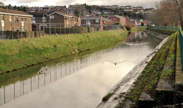 The canal, Newtownards (6)