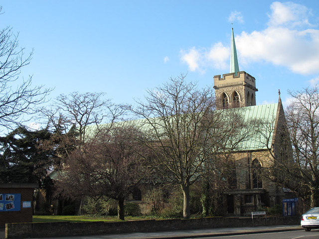 St James church, Kidbrooke