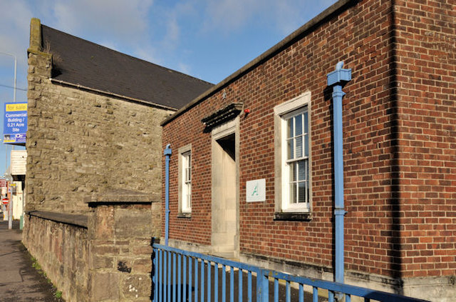Government office, Newtownards (1)