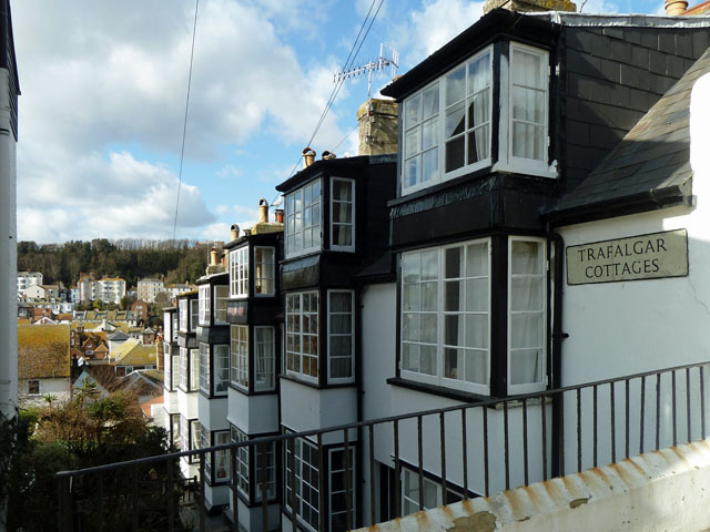 Trafalgar Cottages