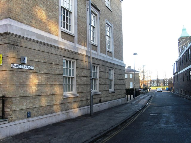 Park Terrace, Cambridge