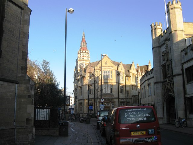 St Andrew's Street, Cambridge