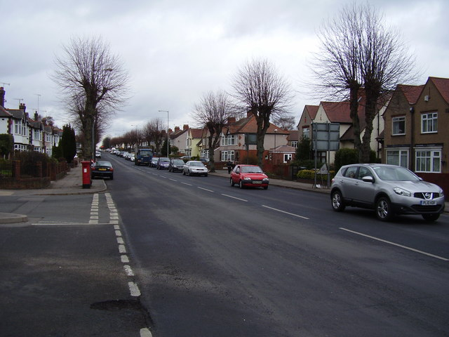 Moseley Avenue, Coundon