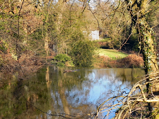 River Bollin, Styal Estate