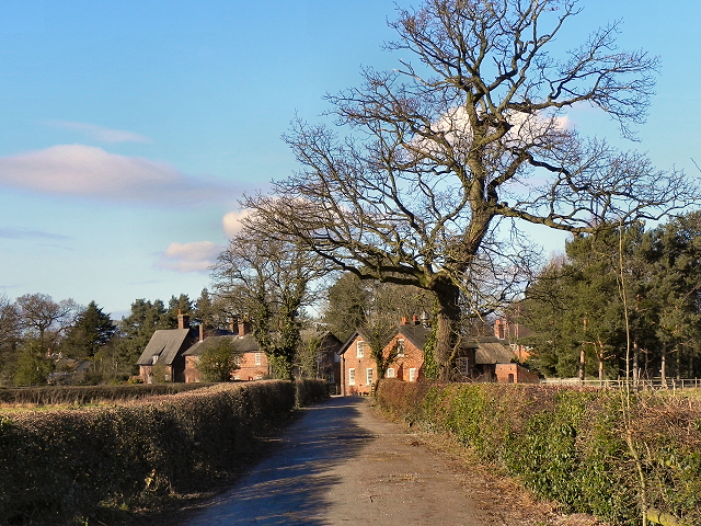 Apprentice Lane, Styal