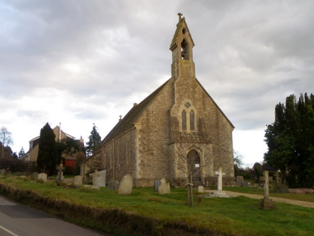 All Saints Church, Stour Row