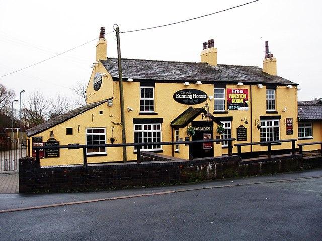 Running Horses Pub