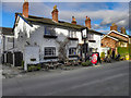 SJ8383 : The Ship Inn, Styal by David Dixon