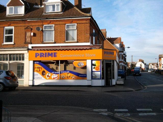 Prime Convenience Store, Orwell Road