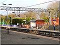 SJ8483 : Styal Rail Station by David Dixon