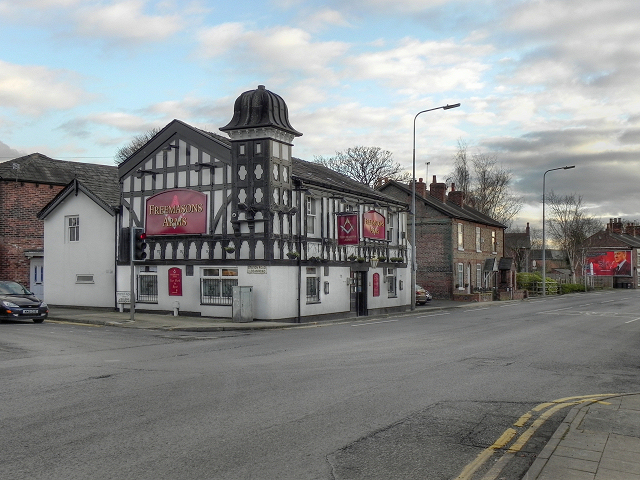 Freemasons Arms, Handforth