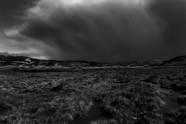 Snow Cloud, Loch na Leoig, Islay