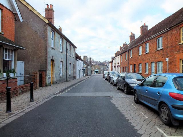 Salisbury Street, Shaftesbury