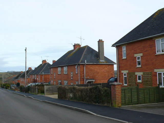 Manor Road , Milborne Port