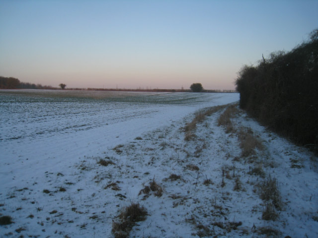 Winter Anticyclone Conditions 169 Scriniary Geograph