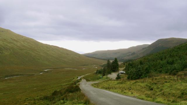 Glenbrittle Road