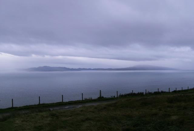 Raasay in the Mists