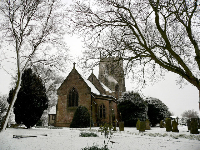 St Marys Church, Greasley