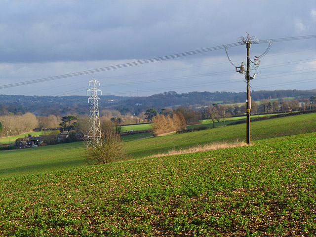 Farmland, Berkhamsted